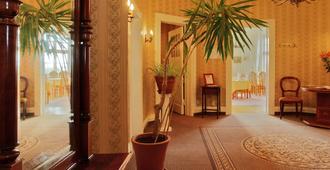 丹姆特帕拉兹贝尔莫酒店 - 汉堡 - 大厅