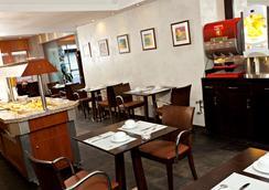最佳西方阿斯托里亚酒店 - 安提伯 - 餐馆