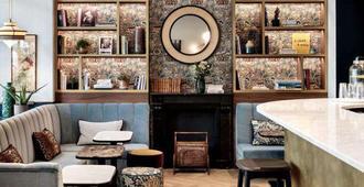 德拉佩蒙帕纳斯酒店 - 巴黎 - 休息厅