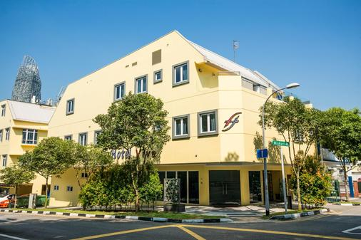 新加坡飞龙威宝酒店 - 新加坡 - 建筑