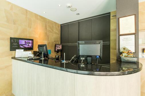 新加坡飞龙威宝酒店 - 新加坡 - 自助餐