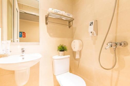 新加坡飞龙威宝酒店 - 新加坡 - 浴室