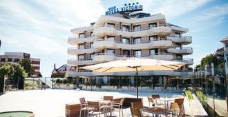 维多利亚大酒店 - 桑坦德 - 建筑