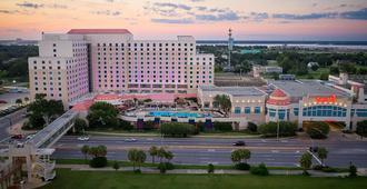 哈拉湾海岸酒店 - 比洛克西 - 建筑