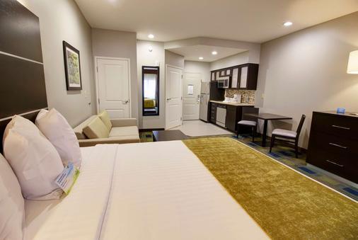 阿瑟港温德姆戴斯套房酒店 - Port Arthur - 睡房