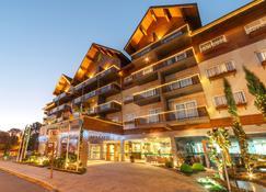 拉格托佩德拉斯阿尔塔斯酒店 - 格拉玛多 - 建筑