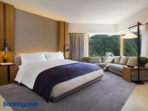 奕居酒店 - 香港 - 睡房