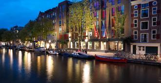 阿姆斯特丹安达仕王子运河凯悦酒店 - 阿姆斯特丹 - 建筑