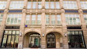 华尔街柏林公园广场酒店 - 柏林 - 建筑