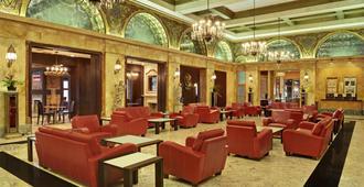 芝加哥议会广场酒店 - 芝加哥 - 休息厅