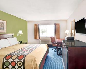 西孟斐斯速8酒店 - 西孟斐斯 - 睡房