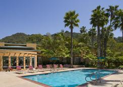 贝斯特韦斯特七海酒店 - 圣地亚哥 - 游泳池