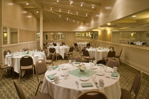 贝斯特韦斯特七海酒店 - 圣地亚哥 - 宴会厅