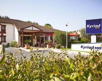 凯里亚德酒店-德尼姆奥斯特 - 尼姆 - 建筑