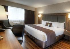 维多利亚海港戴斯酒店 - 维多利亚 - 睡房