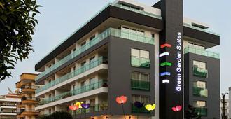绿色花园套房酒店 - 阿拉尼亚 - 建筑