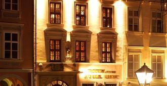 里克皇家酒店 - 布尔诺 - 建筑