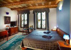 里克皇家酒店 - 布尔诺 - 睡房