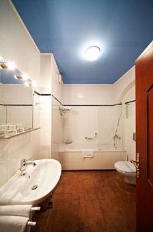 里克皇家酒店 - 布尔诺 - 浴室