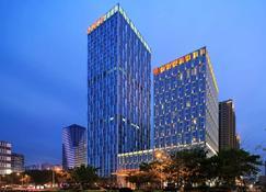柳州万达嘉华酒店 - 柳州 - 建筑