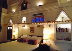 夏希宾客屋酒店 - 焦特布尔 - 睡房
