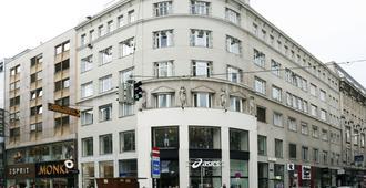 欧陆膳食酒店 - 维也纳 - 建筑