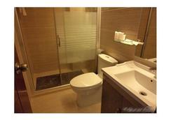 广州白云机场怡东酒店 - 广州 - 浴室