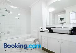 雄狮公寓酒店 - 阿德莱德 - 浴室