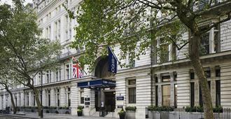 特拉法加广场俱乐部会所酒店 - 伦敦 - 建筑