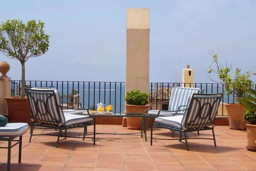 帕拉西奥卡萨加勒萨酒店 - 马略卡岛帕尔马 - 阳台