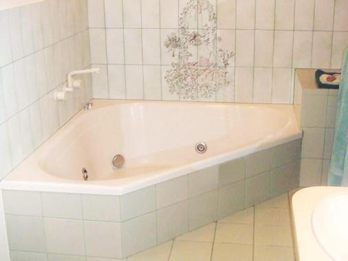 贝斯特韦斯特客憩汽车旅馆 - 天鹅山 - 浴室