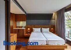 丽仕精品酒店 - 曼谷 - 睡房