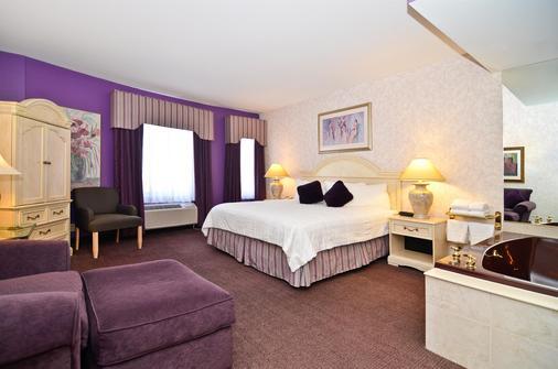 贝斯特韦斯特大道酒店 - 布法罗 - 睡房