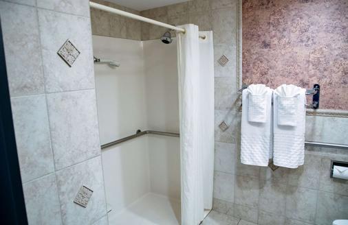 贝斯特韦斯特大道酒店 - 布法罗 - 浴室