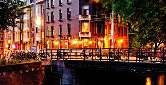 阿姆斯特丹后台酒店 - 阿姆斯特丹 - 建筑