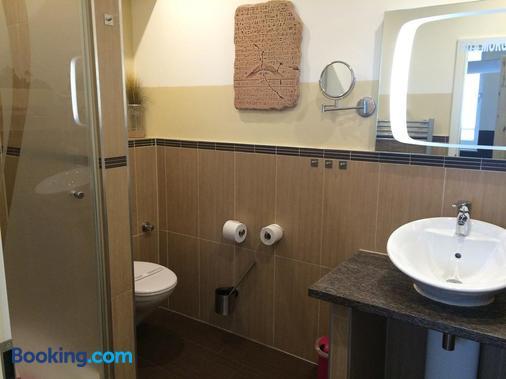 善满安顿酒店 - 科隆 - 浴室