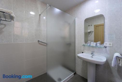 苏马拉加酒店 - 马拉加 - 浴室