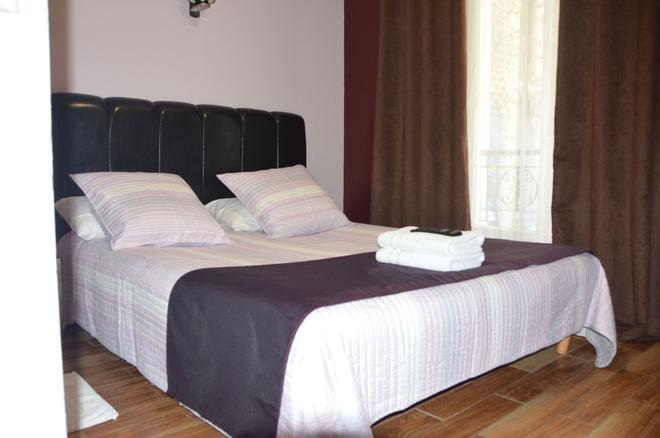 圣乔治酒店 - 巴黎 - 睡房