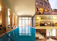史泰格塞布尼茨霍夫酒店- 仅供成人入住 - 利希滕海恩 - 游泳池