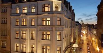 新艺术风格宫殿酒店 - 布拉格 - 建筑