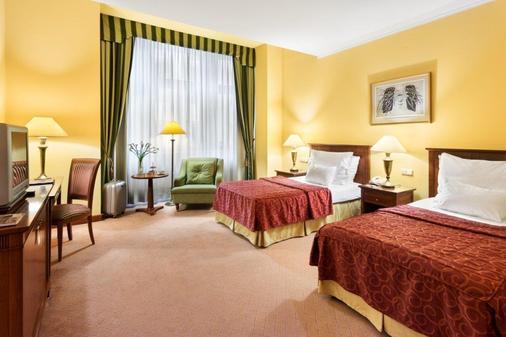 新艺术风格宫殿酒店 - 布拉格 - 睡房