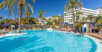 科拉里恩海滩洛佩桑酒店(仅供成人入住) - 马斯帕洛马斯 - 游泳池