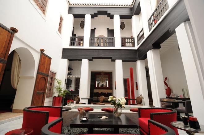 里亚德达阿森旅馆 - 马拉喀什 - 大厅