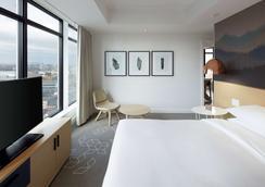 安达仕渥太华拜沃德市场凯悦概念酒店 - 渥太华 - 睡房