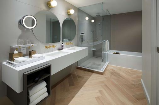 安达仕渥太华拜沃德市场凯悦概念酒店 - 渥太华 - 浴室