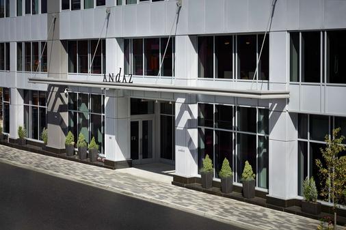 安达仕渥太华拜沃德市场凯悦概念酒店 - 渥太华 - 建筑