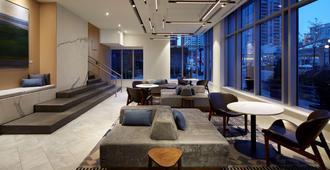 安达仕渥太华拜沃德市场凯悦概念酒店 - 渥太华 - 休息厅