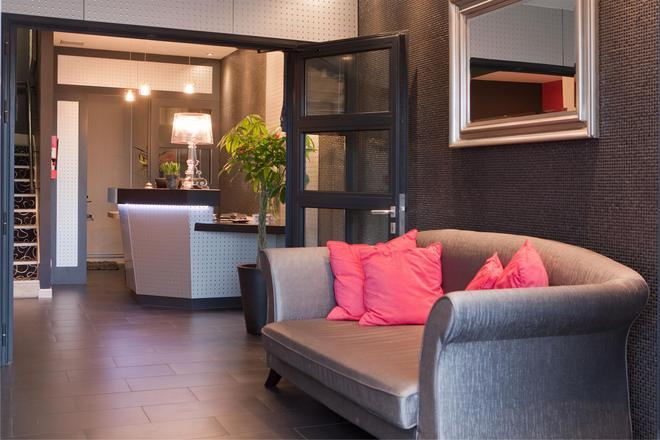 布卢瓦城堡西佳酒店 - 布鲁瓦 - 大厅