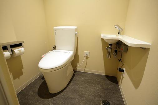 奈良橡树青年旅馆 - 奈良市 - 浴室