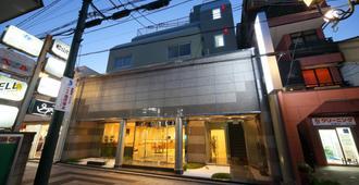 奈良橡树青年旅馆 - 奈良市 - 建筑